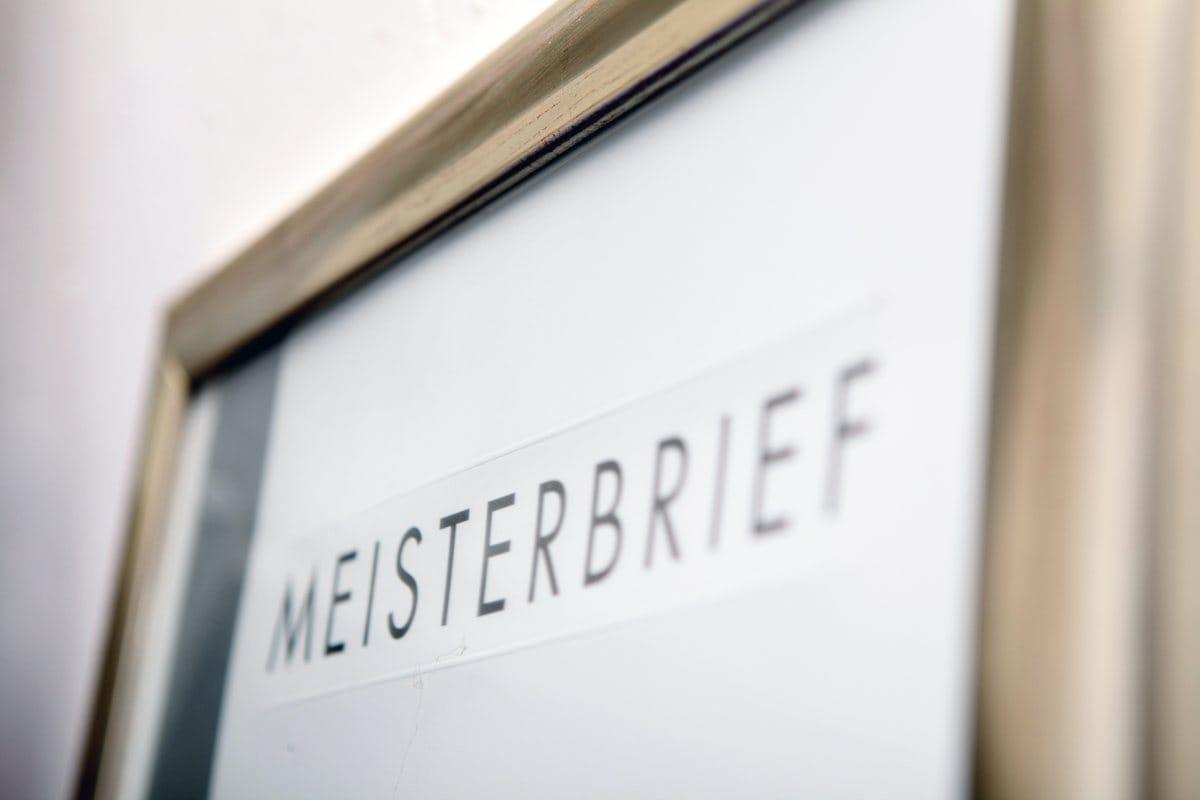 Brüssel will deutschen Meisterbrief nicht antasten