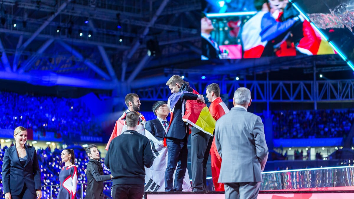 WorldSkills 2019: Zweimal Gold, aber nur Platz 14 im Medaillen-Ranking