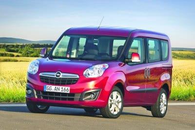 Opel nennt Preise für den neuen Combo