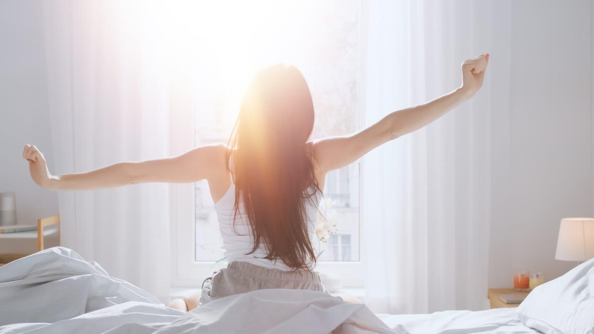 Tropische Nächte: 6 Tipps, wie Sie trotz Hitze angenehm schlafen