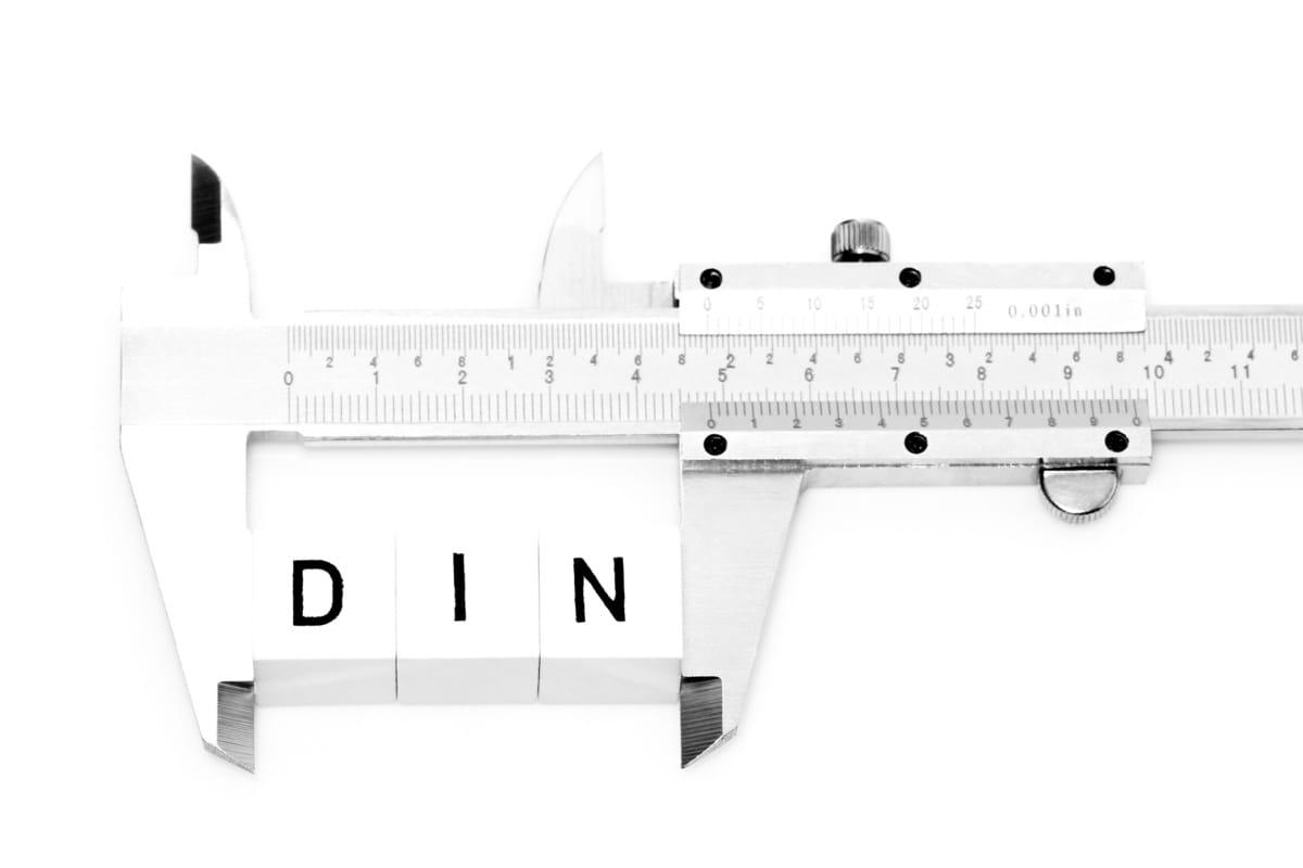 Was genau ist eine DIN-Norm und wie kann man sie nutzen?