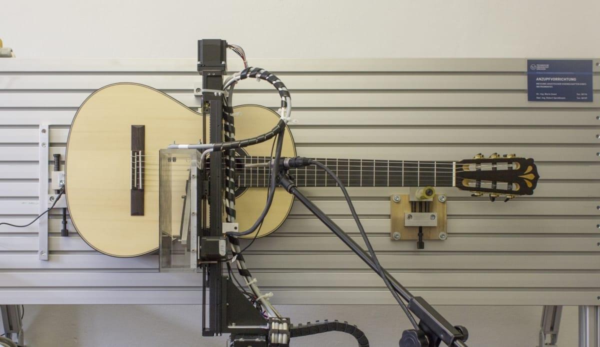 Klingt nachhaltig: Gitarren aus heimischen Hölzern