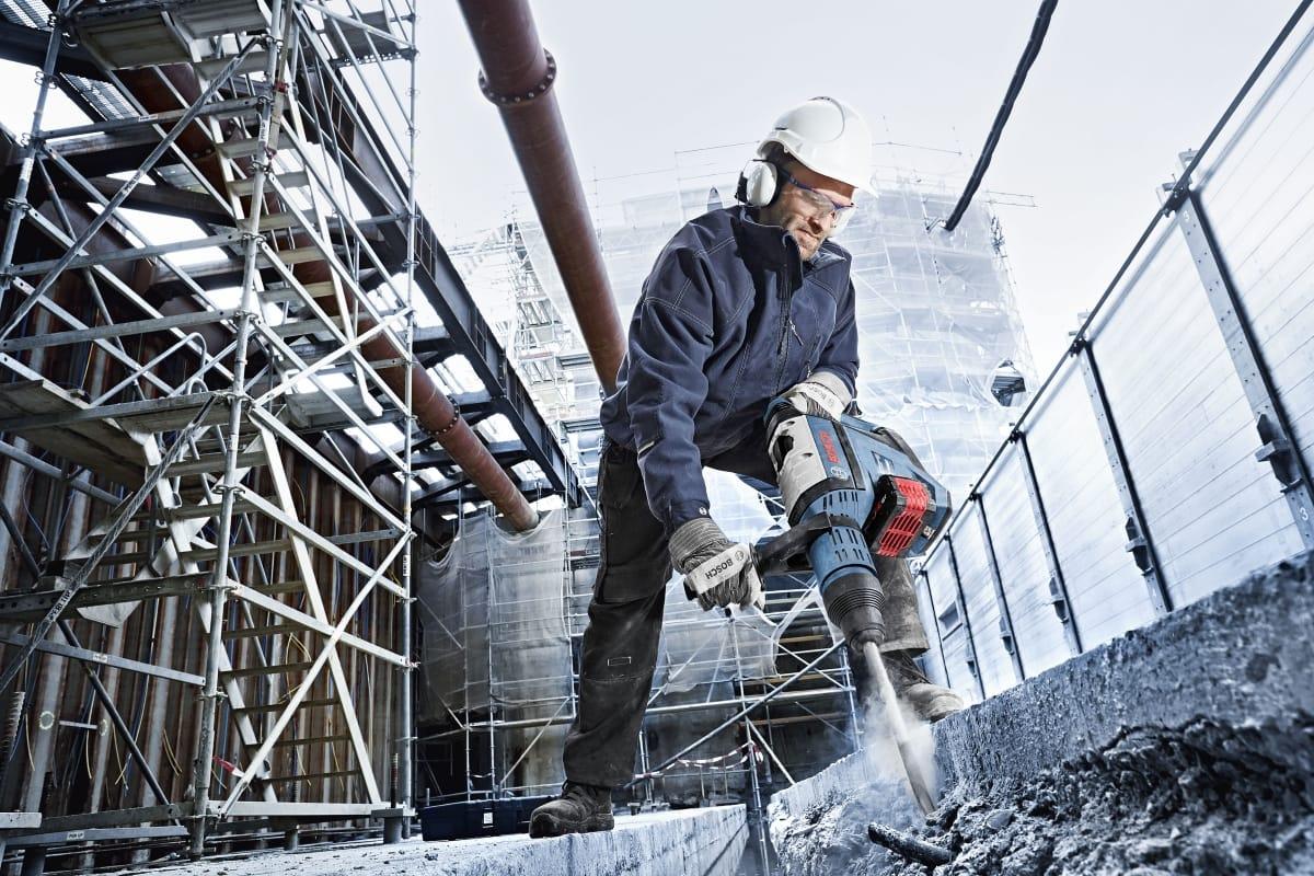 Kabellose Baustelle: Bosch macht Batterien für Partner kompatibel