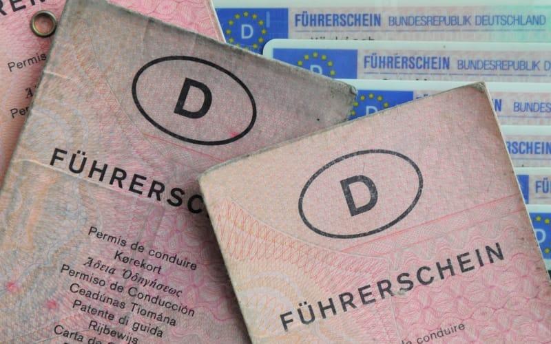 Wann der Führerschein umgetauscht werden muss