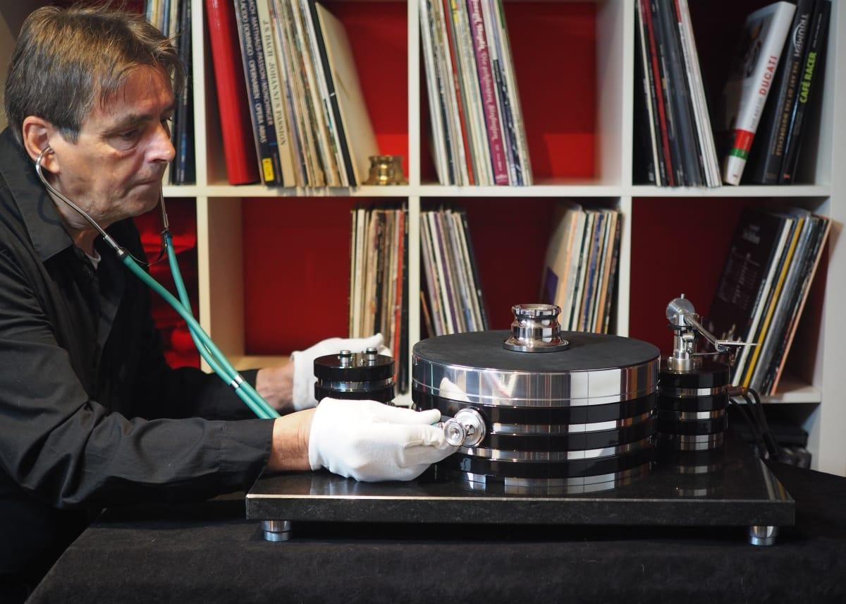 Louis Tonmaschinen Manufaktur: Analog zum puren Musikgenuss
