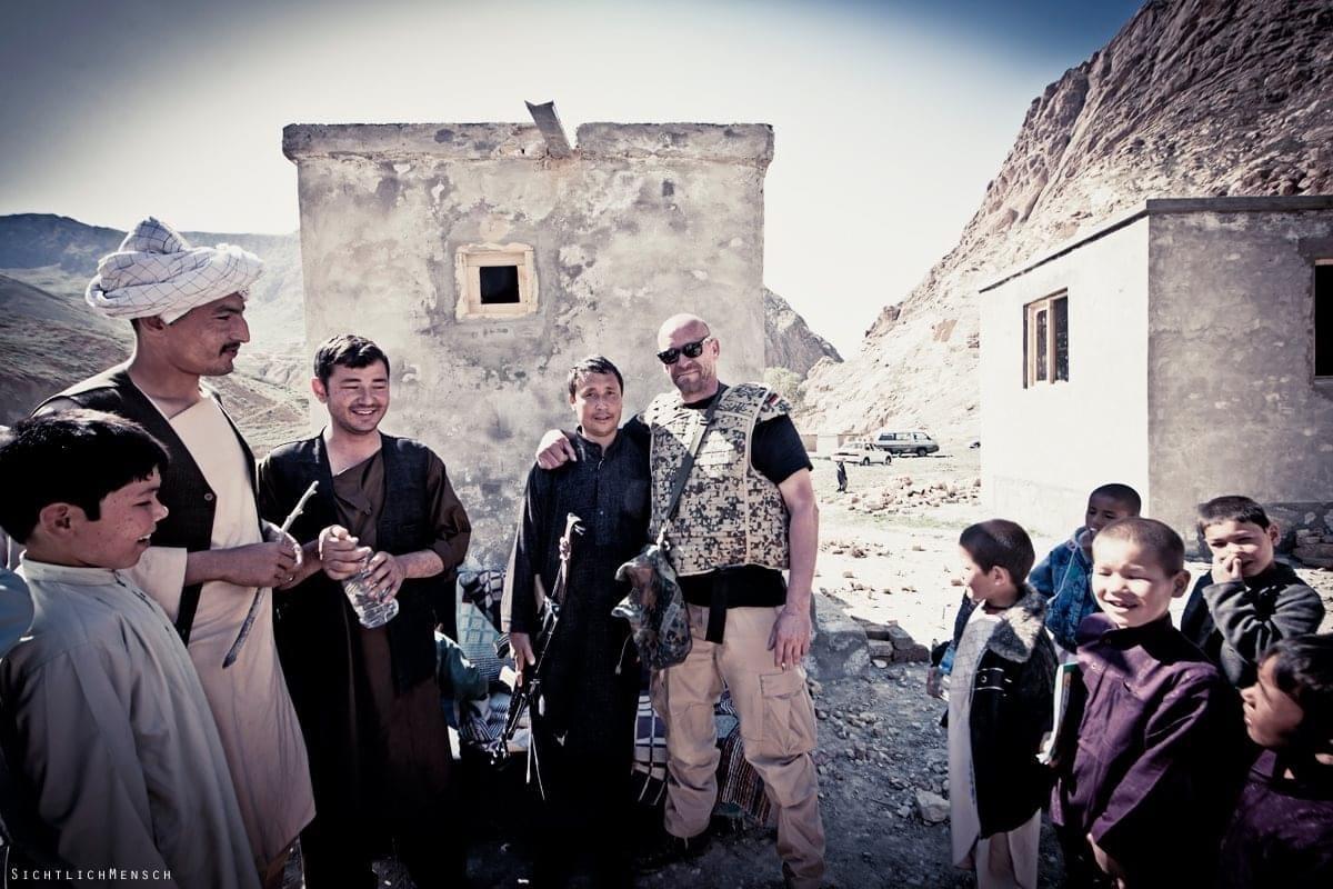Fotograf in Afghanistan
