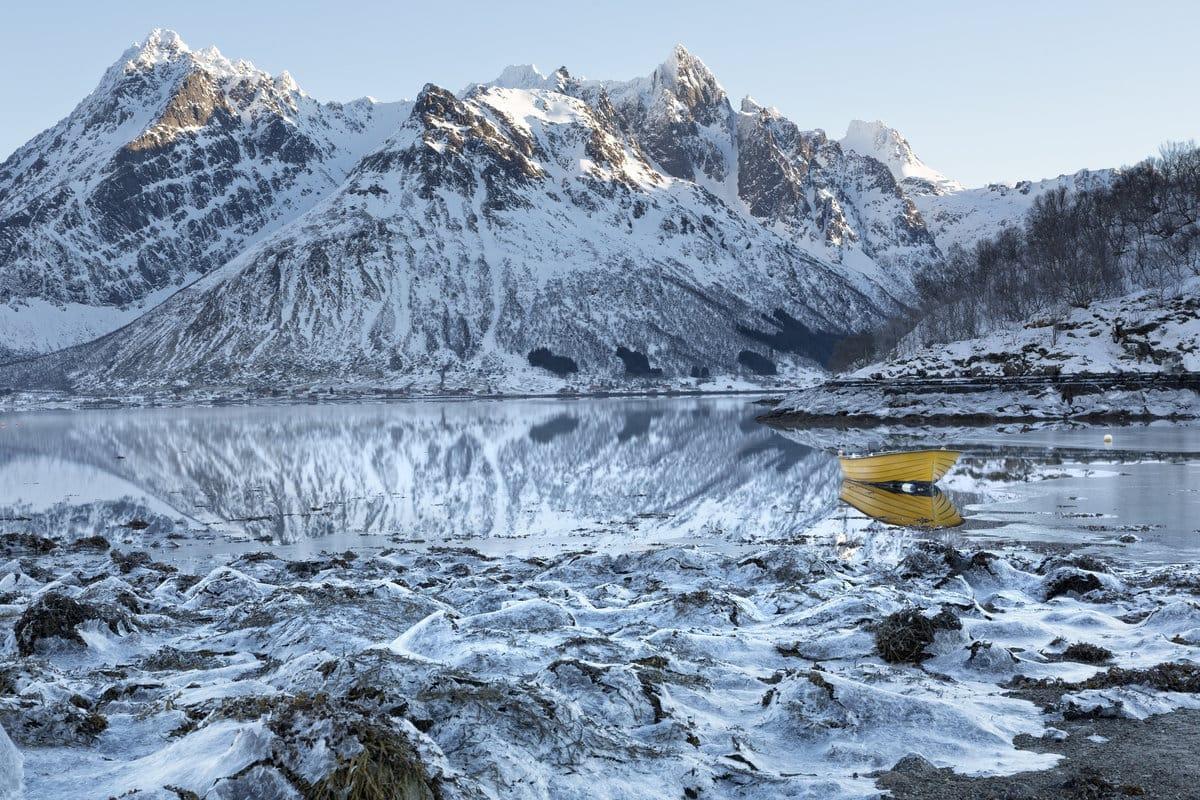 Winter Wunderland: Bezaubernde Landschaften in Schnee und Eis