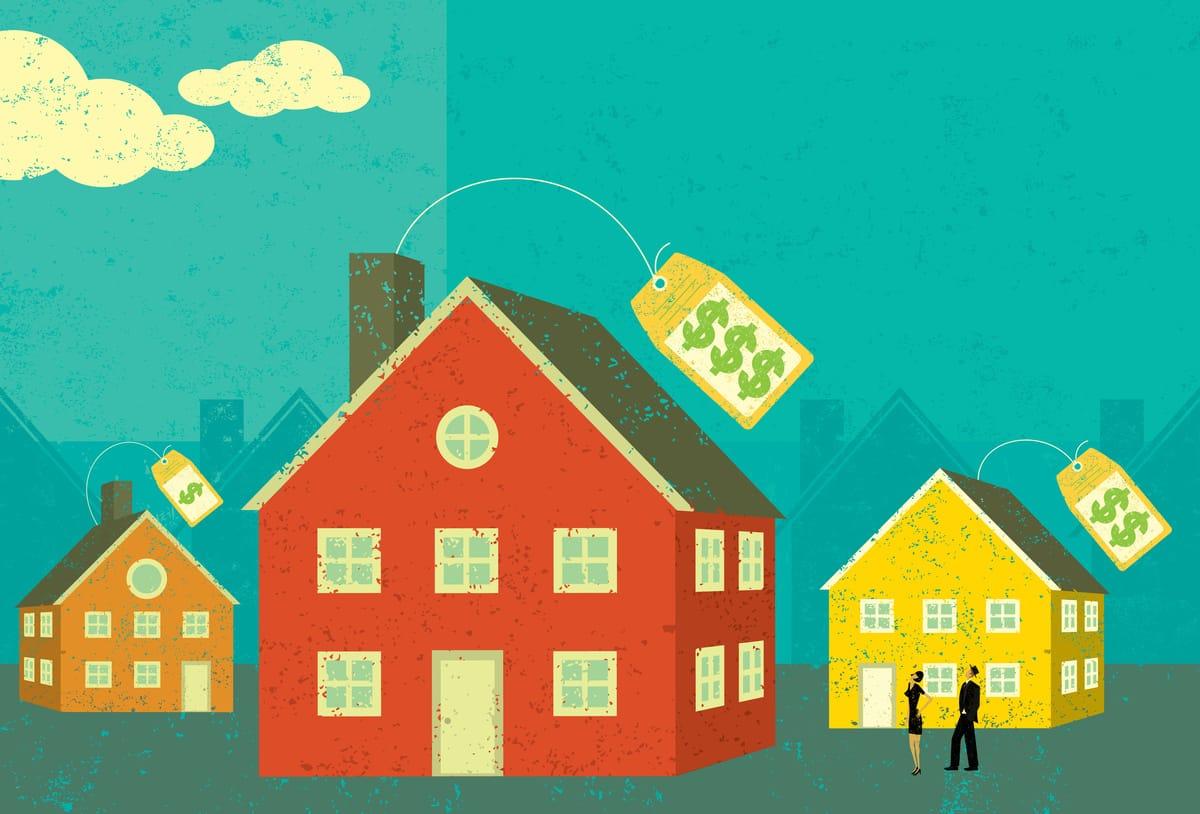 Immobilienbewertung: Was ist mein Haus eigentlich wert?