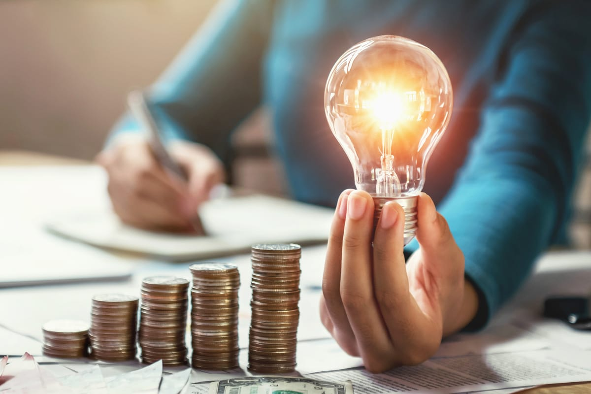 Tipps, wie Sie Stromkosten einsparen können