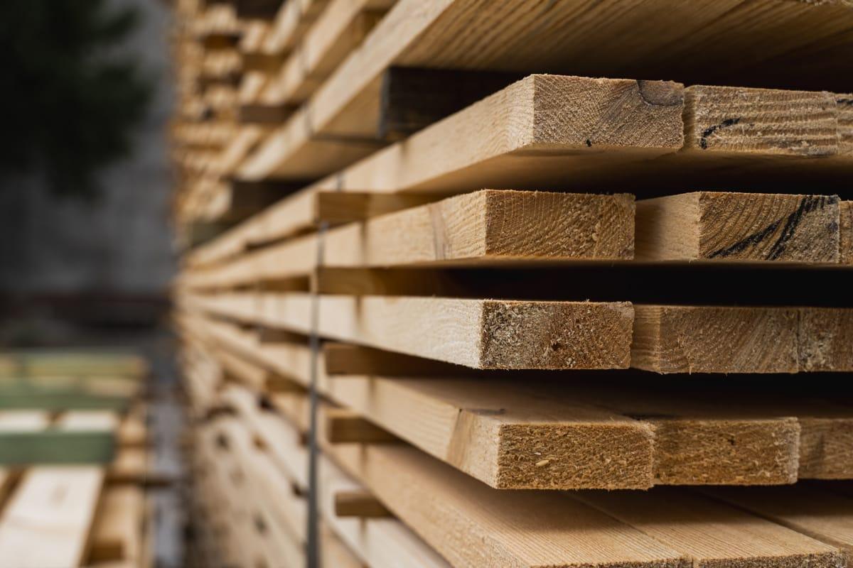 Am Bau wird Material knapp und teuer