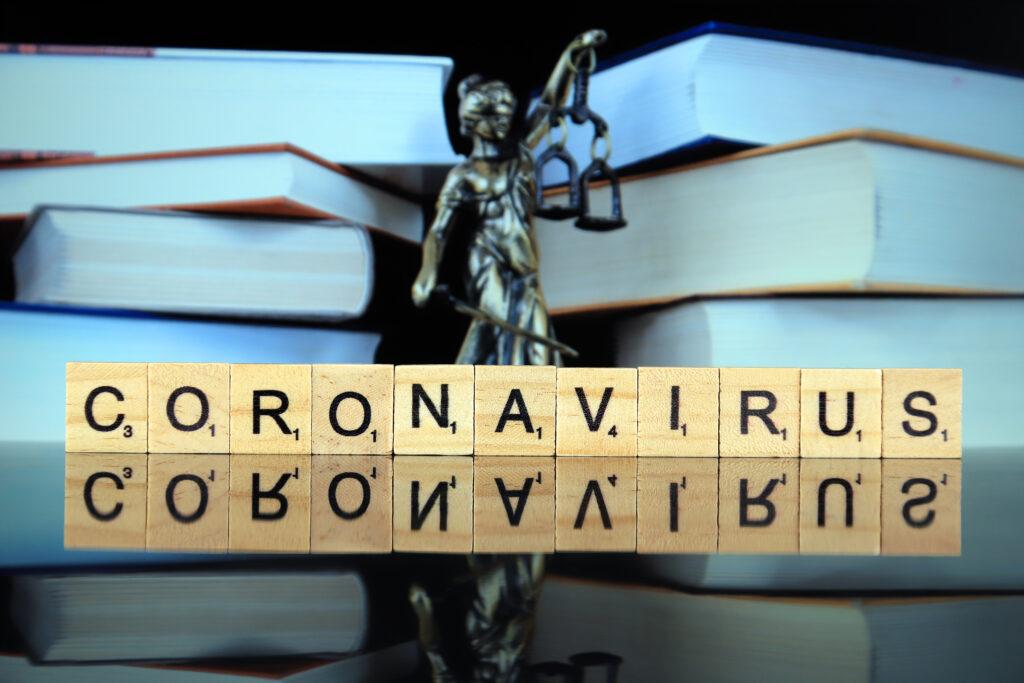 Coronavirus und das Gesetz