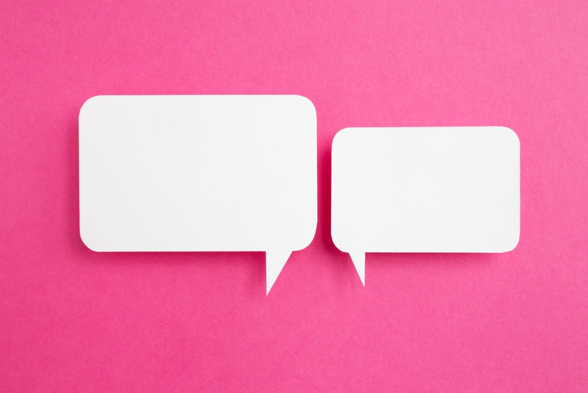 Die Sprechblasenmethode: So kommen Sie auf neue Ideen