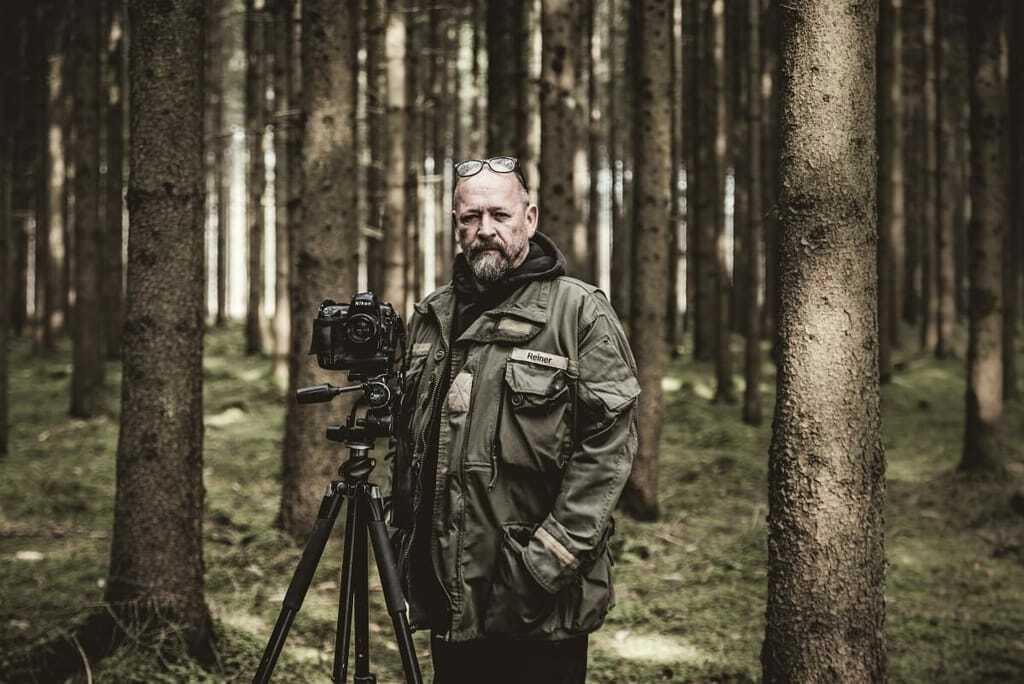 Andreas Reiner, Sichtlichmensch