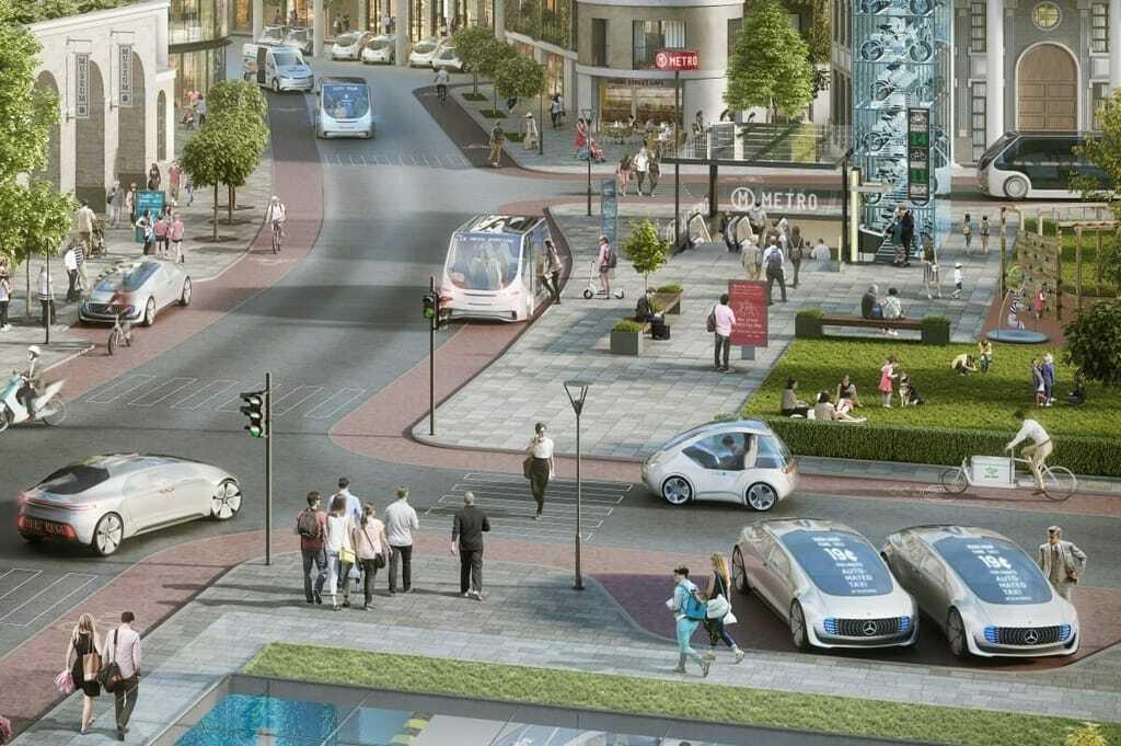 Blick in die Zukunft der Mobilität