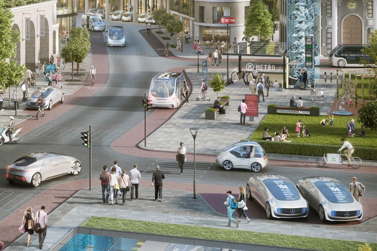 Stressfaktor Innenstadt: Wenn Verkehr ins Stocken gerät