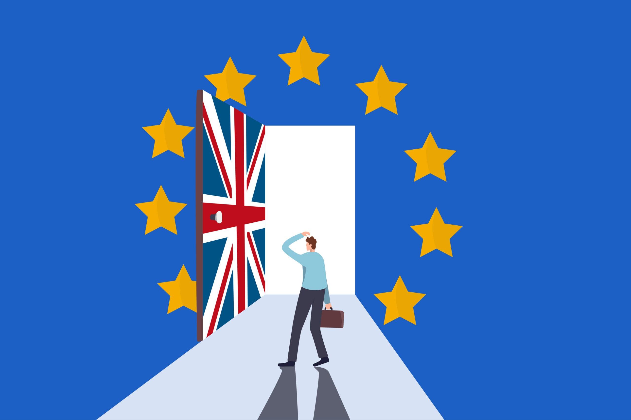 Brexit bremst deutsche Handwerker in Großbritannien aus