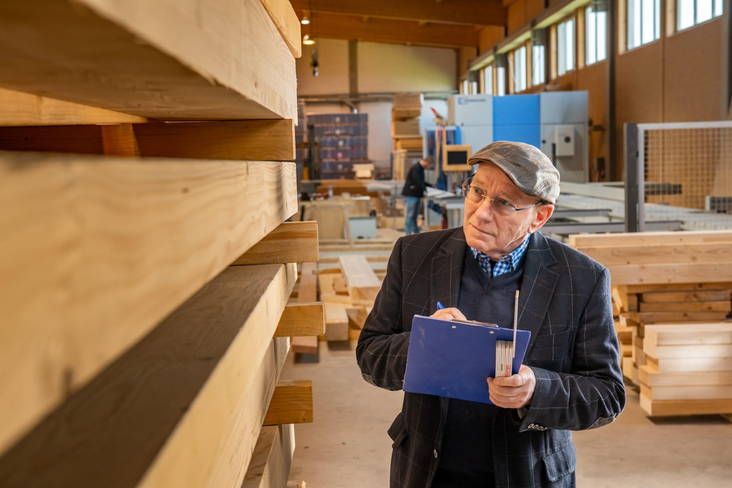 Lieferengpass am Bau treibt Betriebe in Kurzarbeit