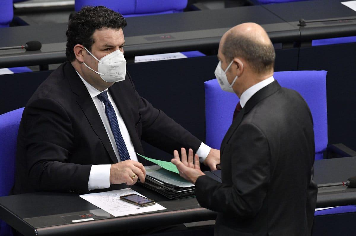 Mindestlohn: Scholz und Heil wollen 12 Euro bis 2022