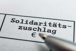 wann fällt der solidaritätszuschlag weg