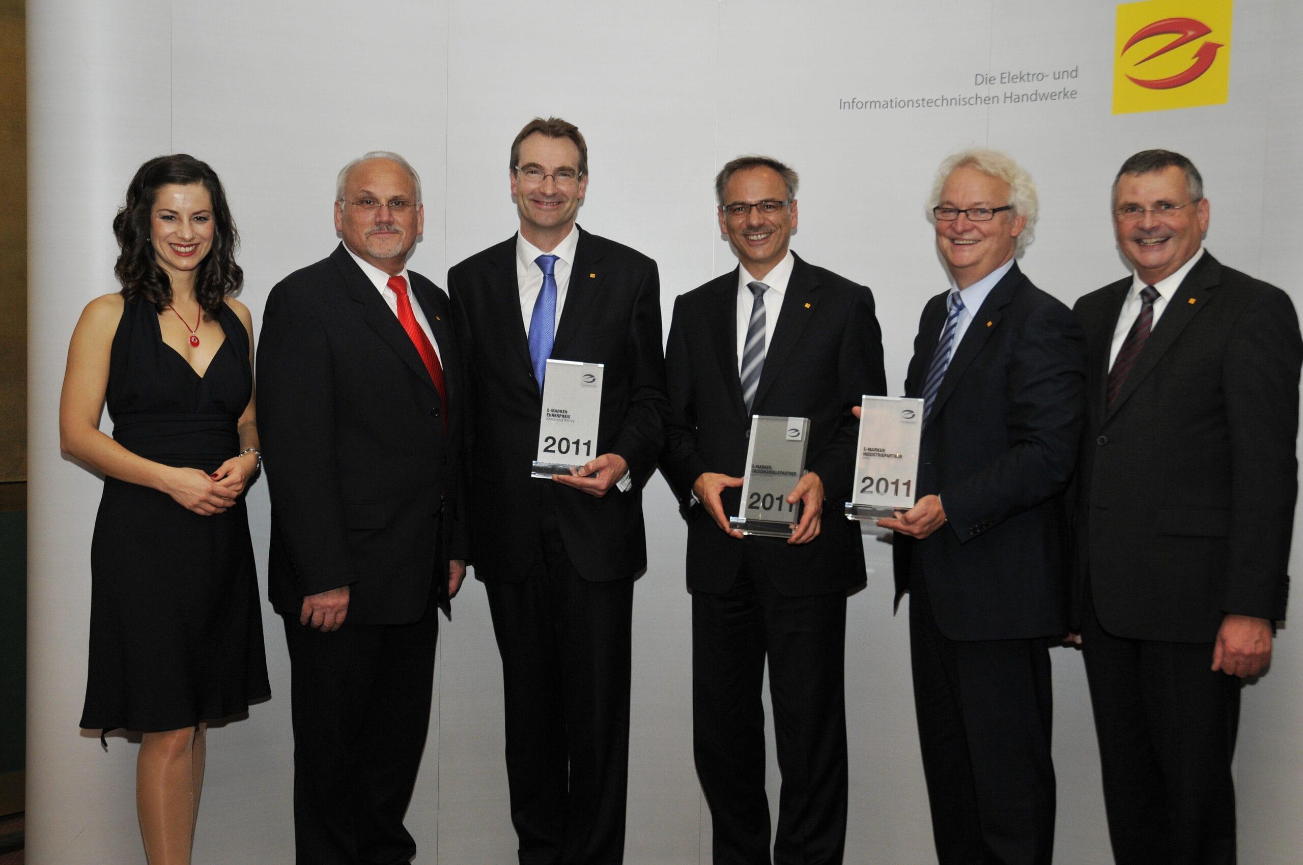 E-Markenpartner-Preis verliehen