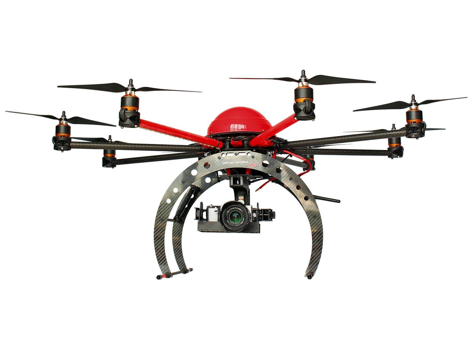 Drohnen eröffnen Fotografen ganz neue Perspektiven