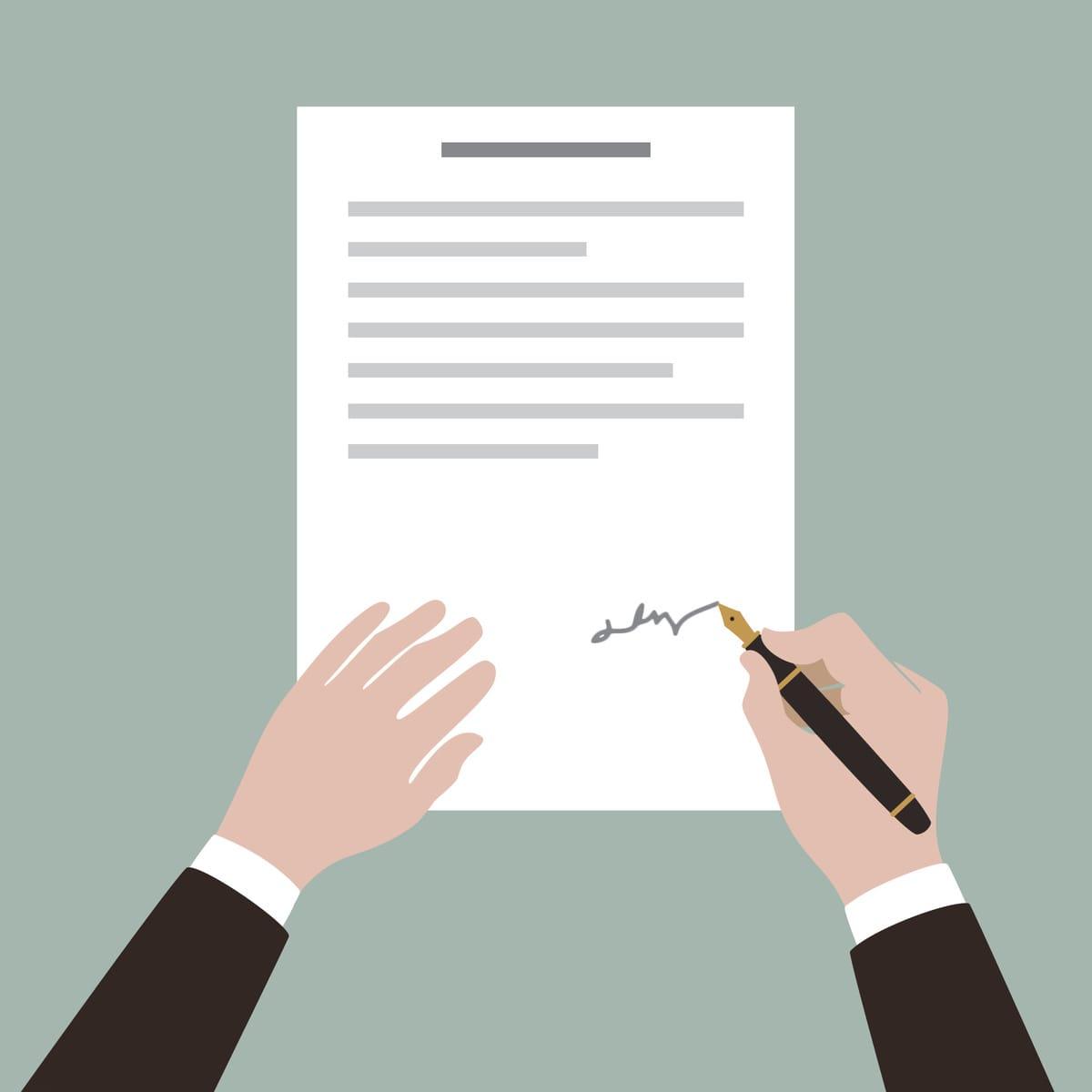Was beim Werkvertrag rechtlich gilt