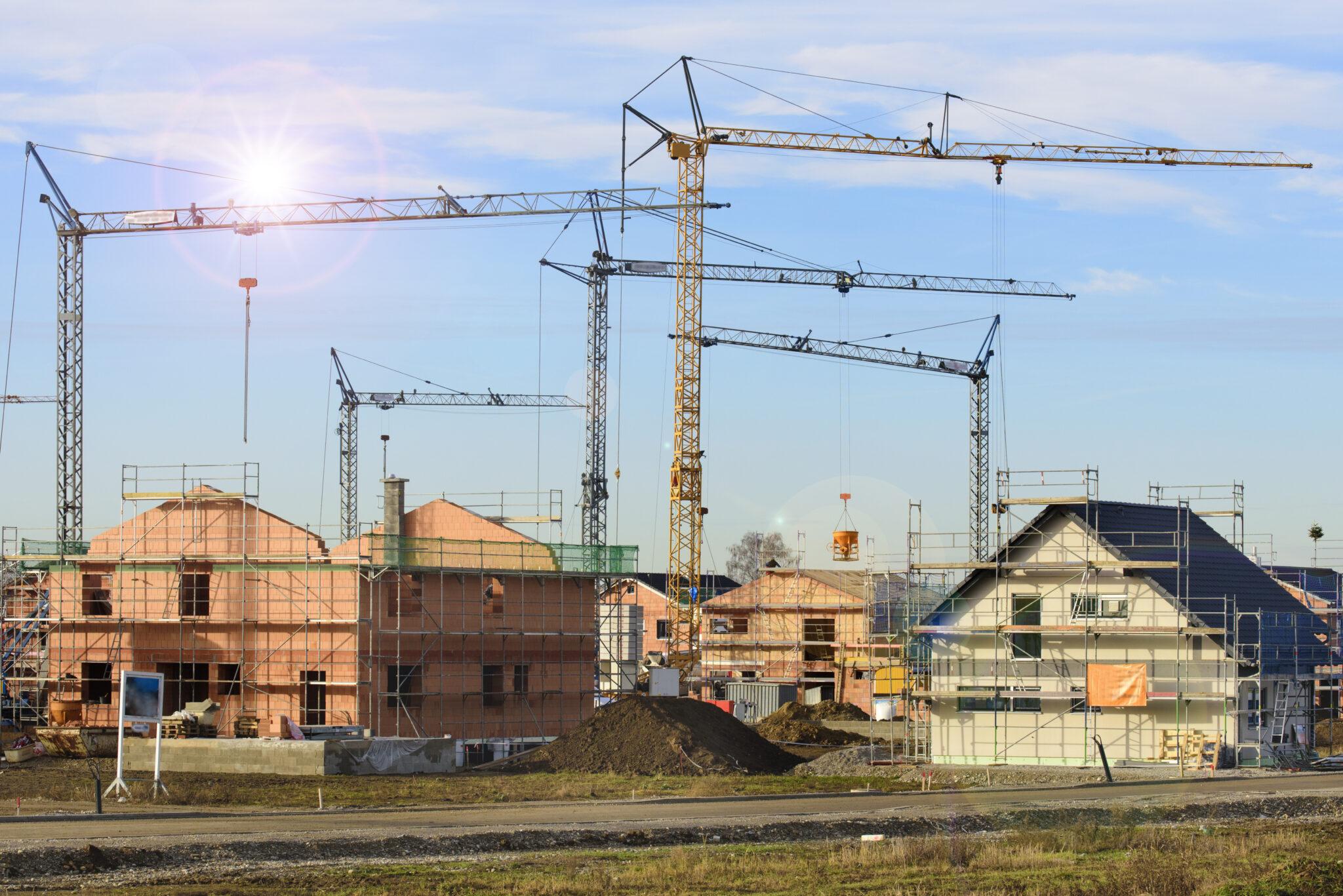 Tarifverhandlungen im Baugewerbe: So viel Lohn fordert die ...