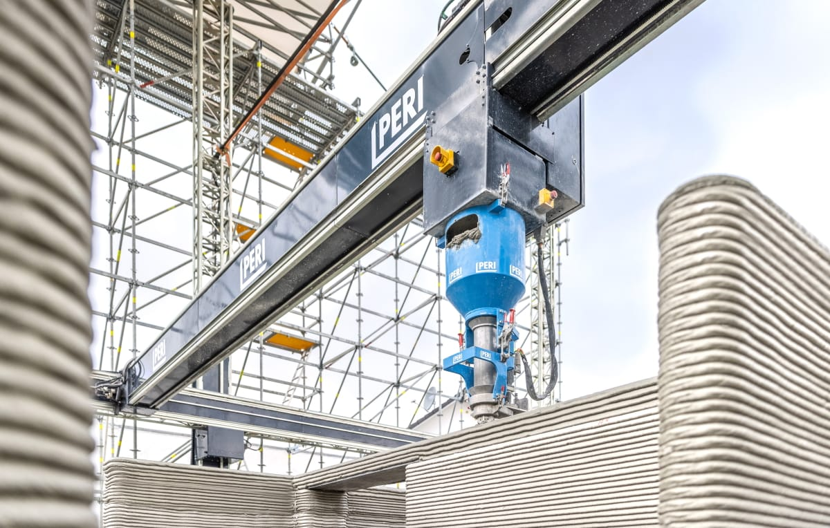 3D-Druck: Die neue Dimension des Bauens