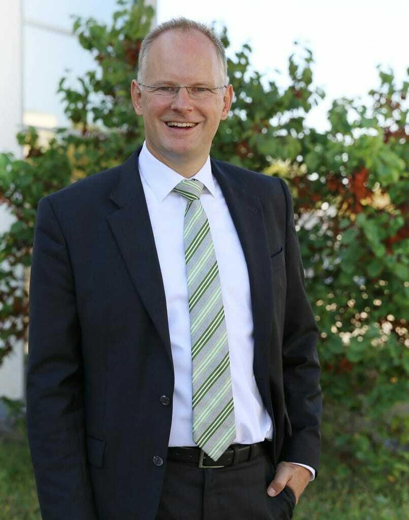 Prof. Thomas Koch, Leiter des Instituts für Kolbenmaschinen am Karlsruher Institut für Technologie (KIT).