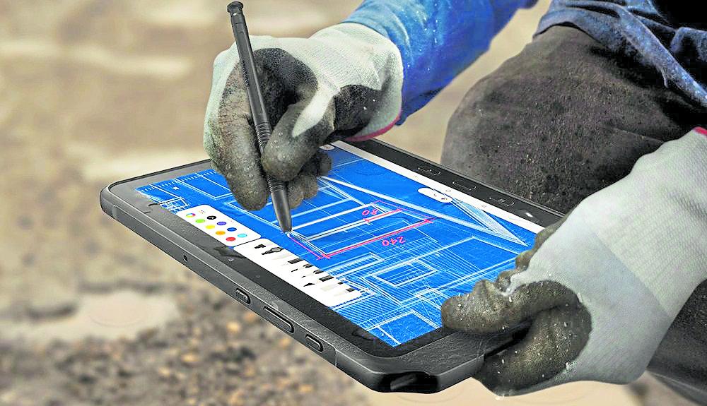 Die besten Tablet-PCs und Apps für die Baustelle
