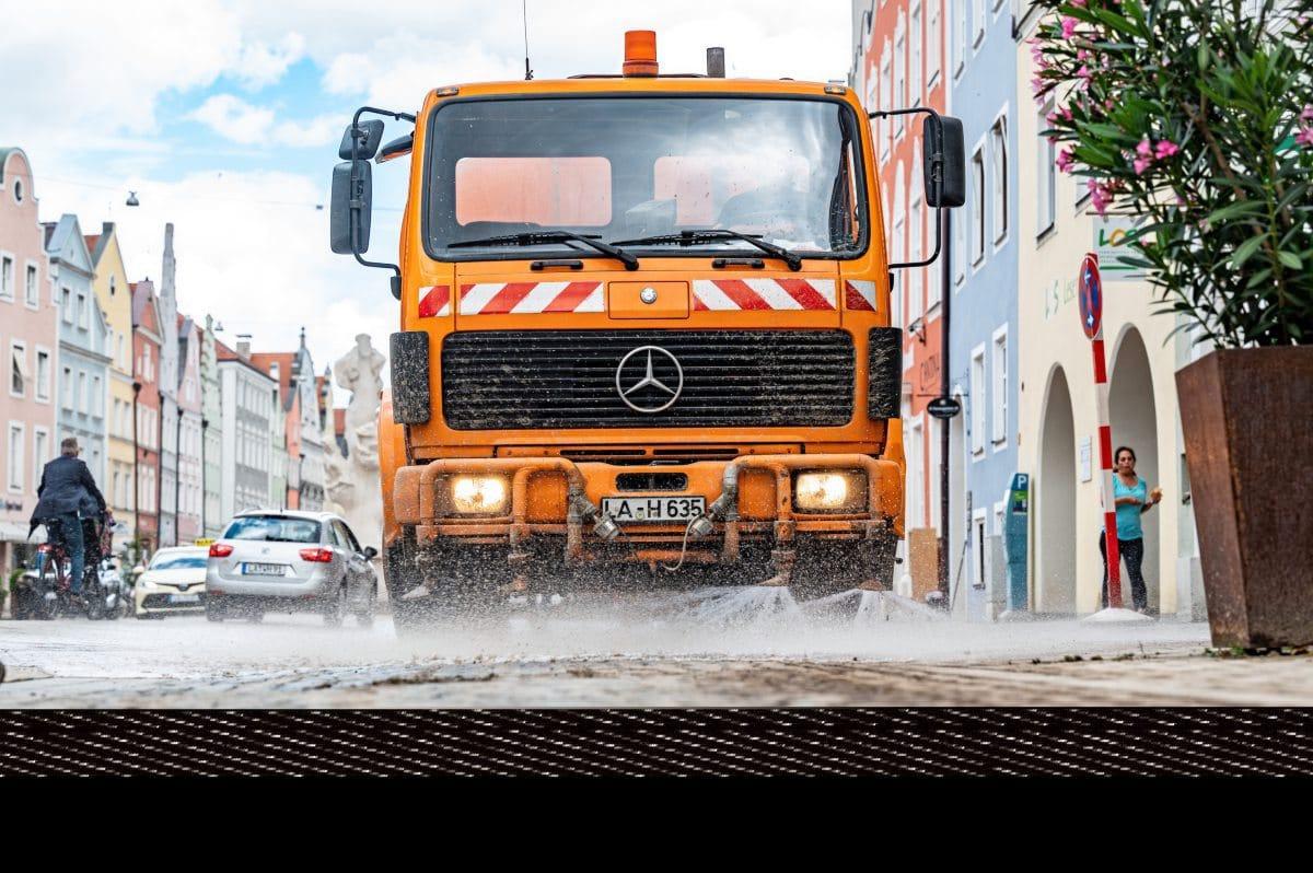 Extremwetter: Welche Versicherung für Betriebe sinnvoll ist