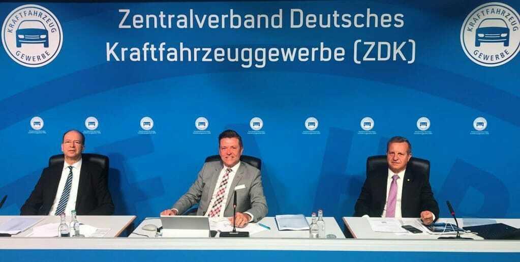 Mitgliederversammlung ZDK