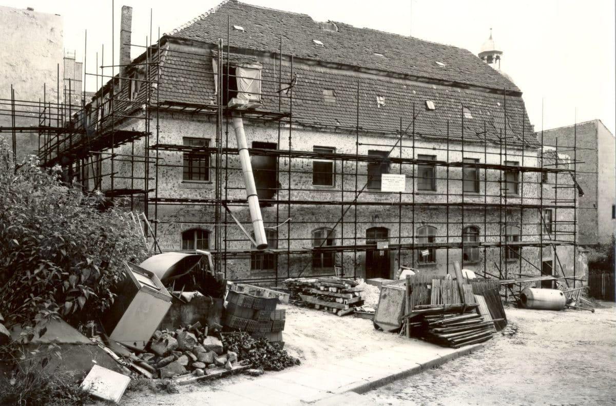Haus im Karpfengrund, vor der Sanierung