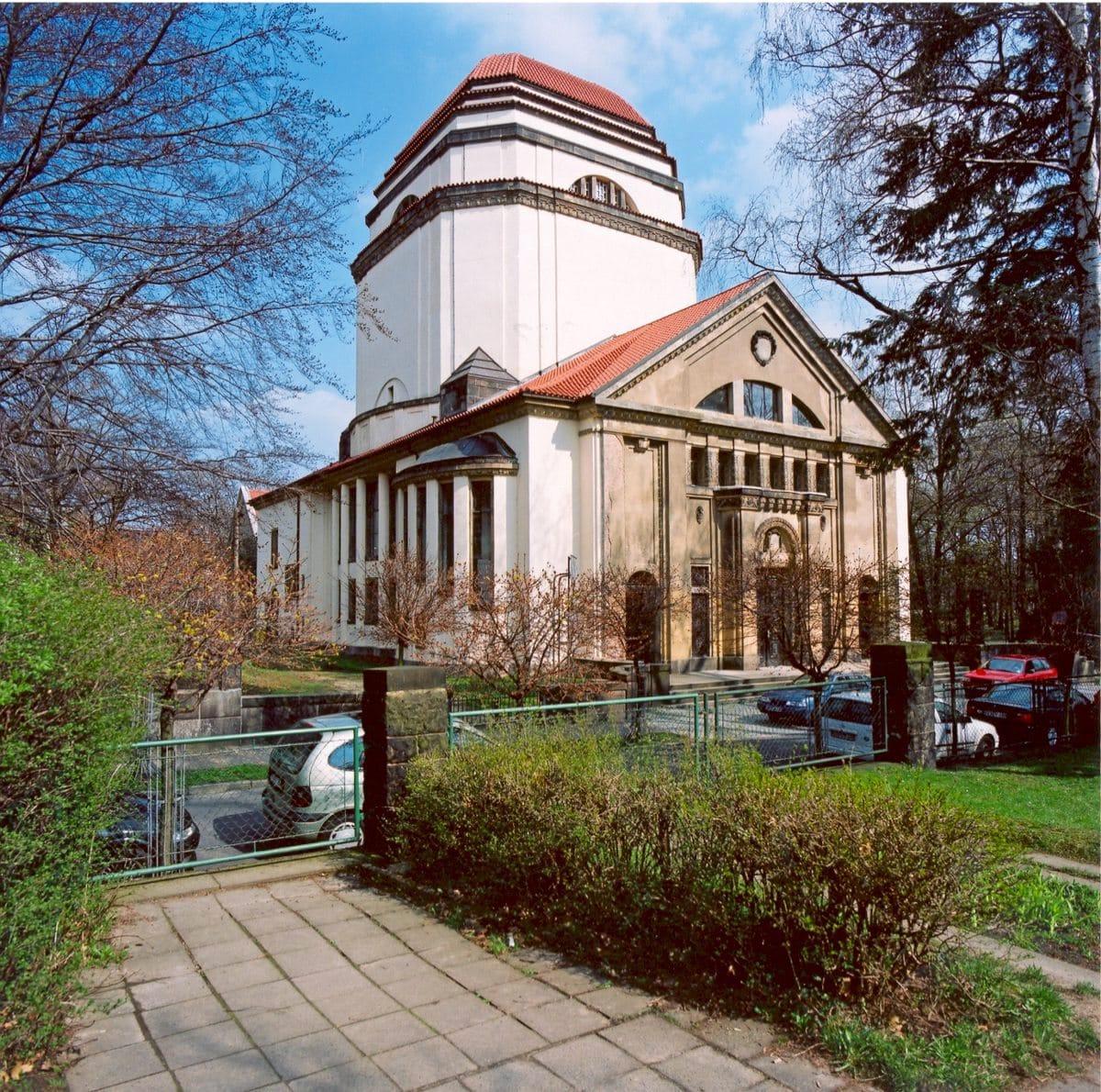 Görlitzer Synagoge, nach der Sanierung
