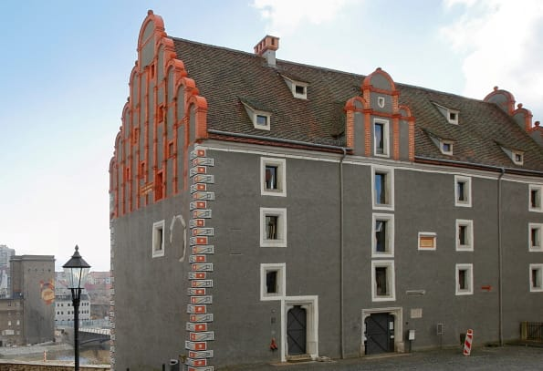 Waidhaus, nach der Sanierung