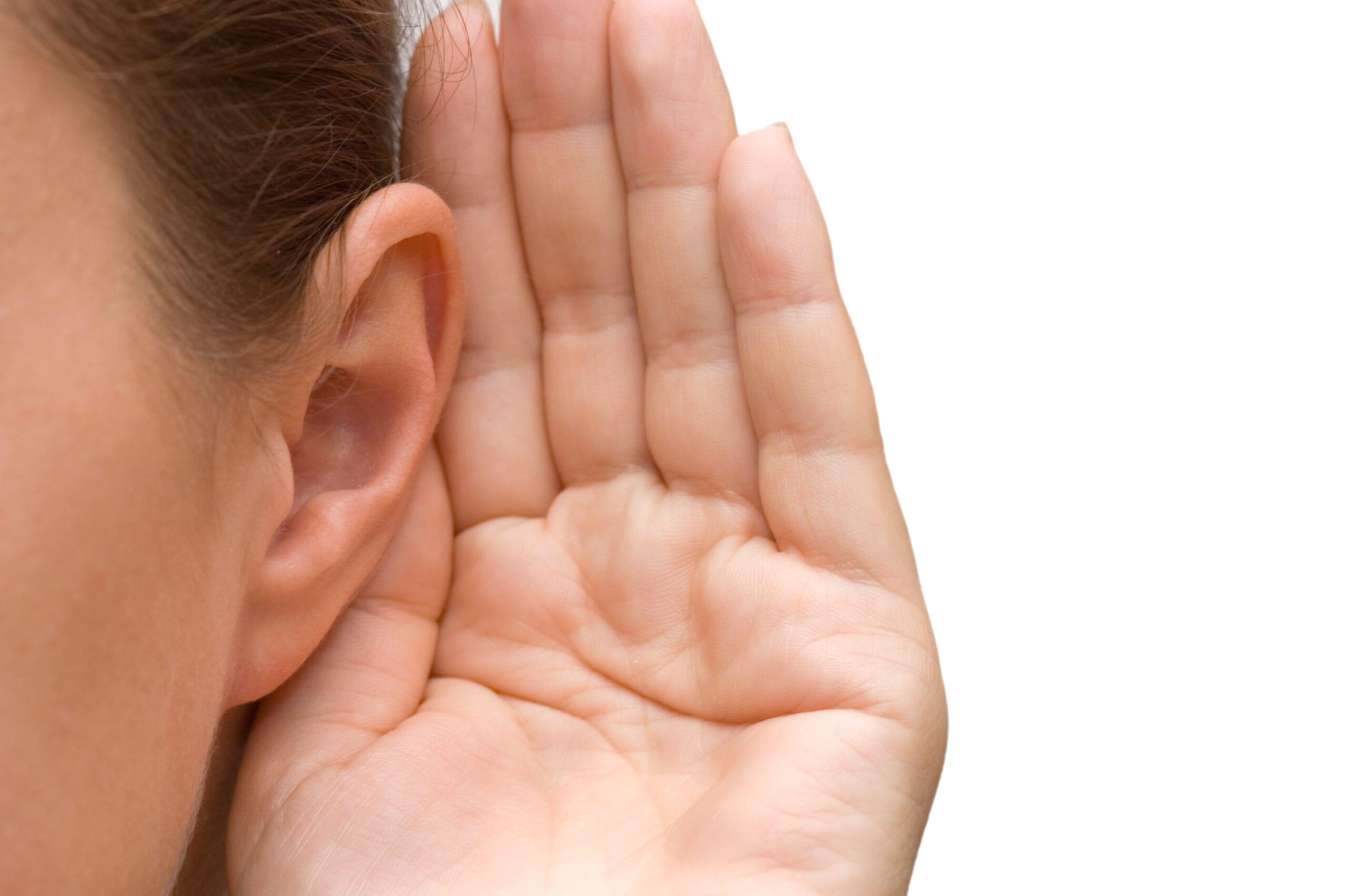 Die Besonderheit des weiblichen Gehörs