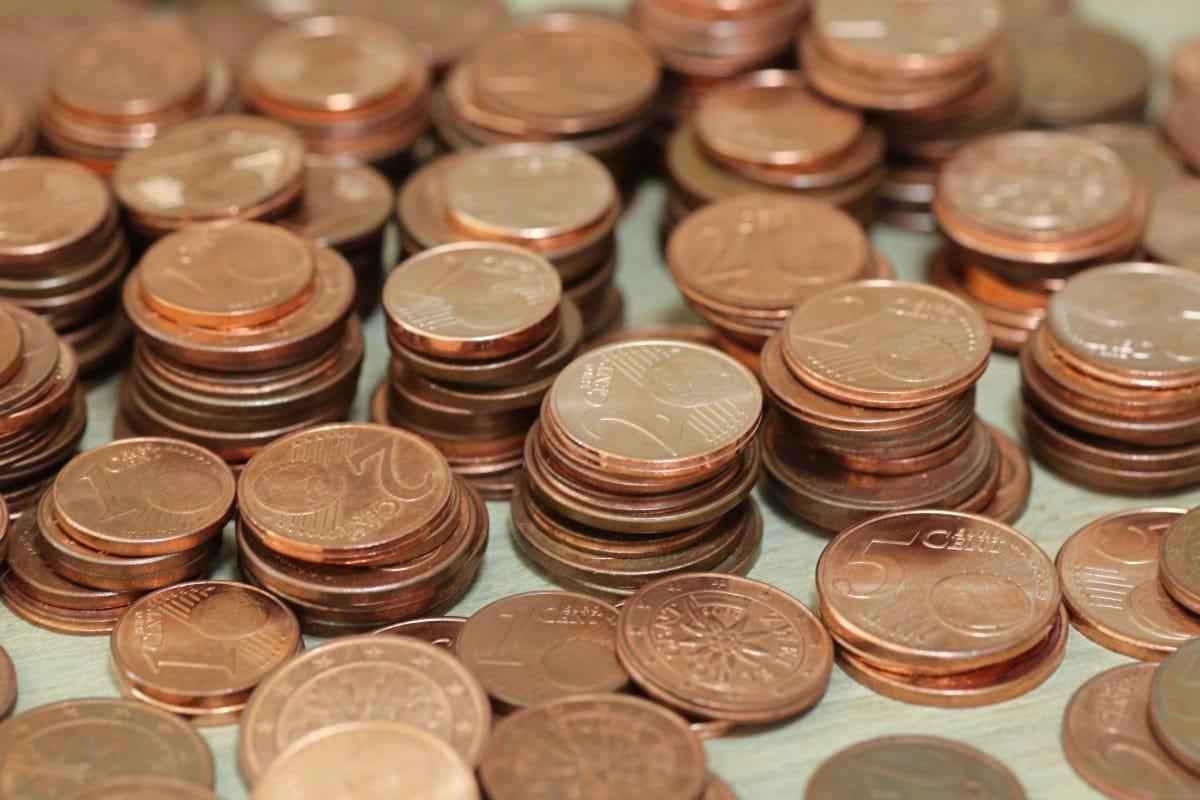 Bargeld: Kleine Cent-Münzen verweigern ist erlaubt