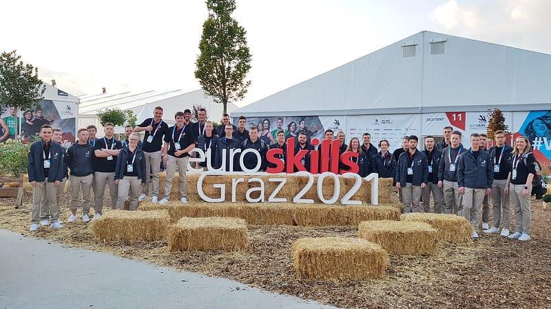 EuroSkills: So viele Medaillen gab es für Deutschland