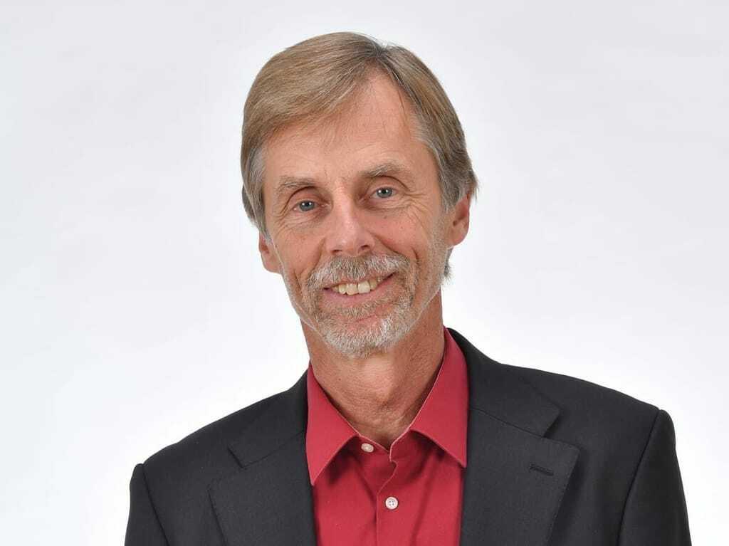 Straßenbaumeister Robert Klauer auf Neugablonz