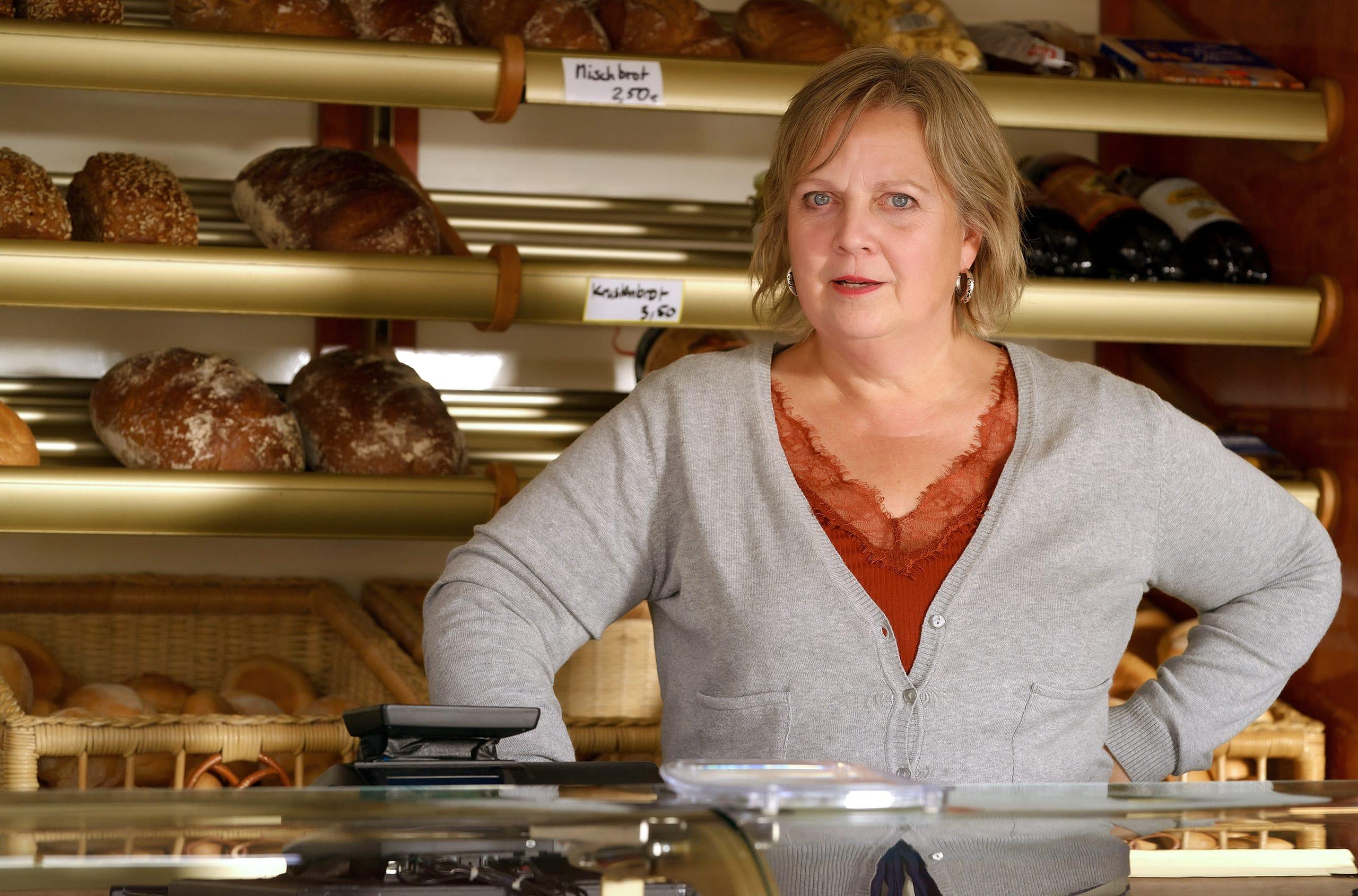 Tina mobil: Brot und Brezeln für Brandenburgs Dörfer