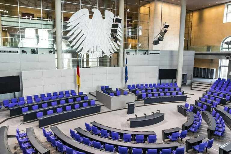 Übergangszeit nach der Bundestagswahl