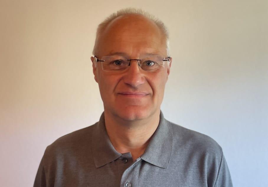Installateurmeister Andreas Fuchß aus Stollberg