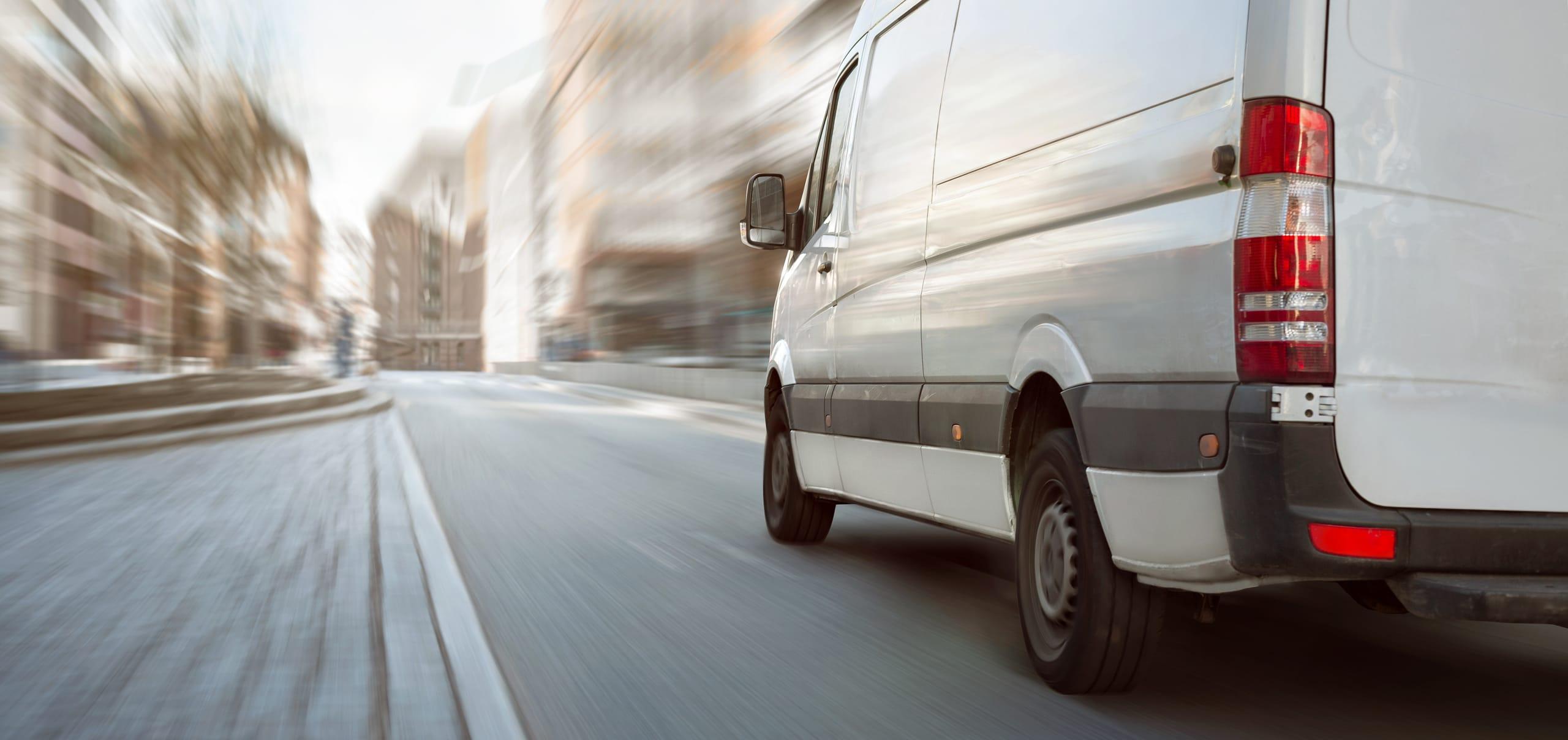 Tüv-Report: Jeder fünfte Transporter fällt bei HU durch