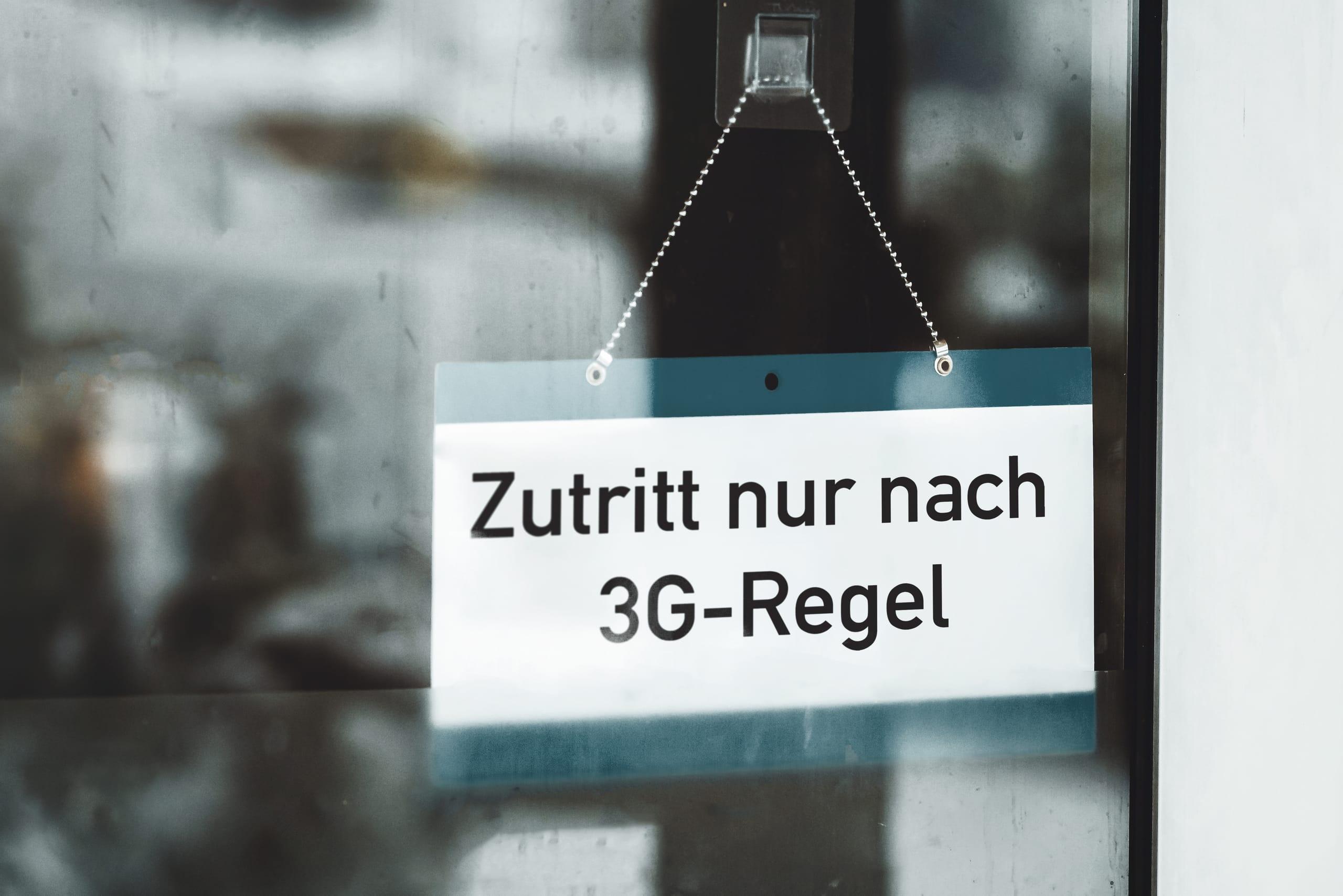 Testpflicht für Beschäftigte: Für wen 3G am Arbeitsplatz gilt