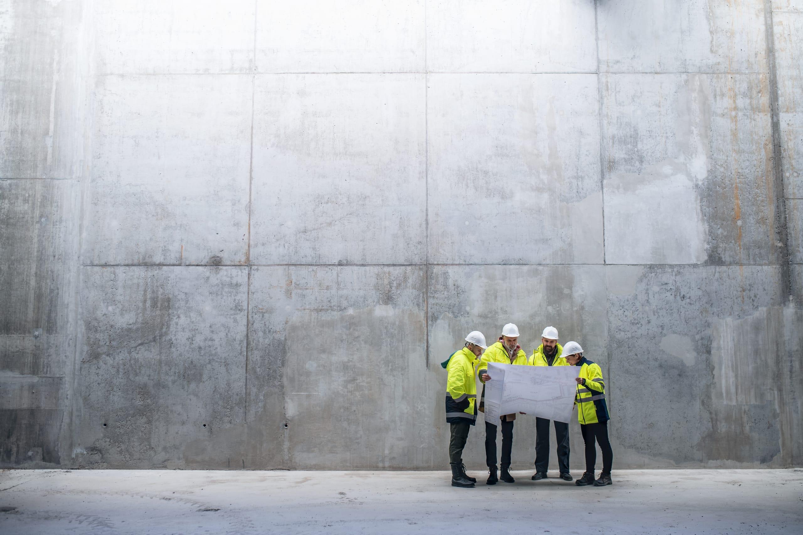 Baubranche fordert eigenes Bauministerium