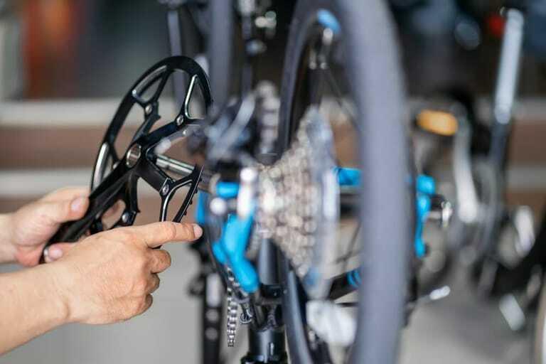 Fahrradwerkstätten erleben Nachschubprobleme