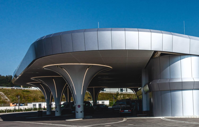 Das ist Europas größter Ladepark für E-Autos